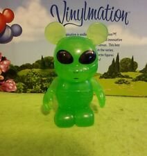 "DISNEY Vinylmation 3"" Park Set 1 7 Urban Series Green Alien Non Variant"