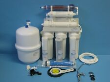 7 STEP NEGATIVE IONS ENERGIZERS REVERSE OSMOSIS WATER FILTER OSMOSIS DEVICE
