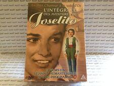COFFRET 6 DVD L'INTEGRALE DES AVENTURES DE JOSELITO NEUF SOUS CELLO