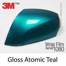 20x30cm FILM Gloss Atomic Teal 3M 1080 G356 Vinyle COVERING Series Wrapping
