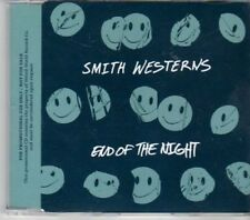 (BW493) Smith Westerns, End of the Night - 2011 DJ CD
