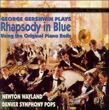 Plays Rhapsody in Blue