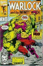 Warlock and the Infinity Watch # 13 (Hulk) (USA, 1993)