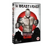Official WWE / NXT - Beast In The East DVD - WWE Network Special