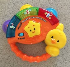 VTECH Twinkle & Learn Tambourine Music Toy