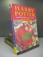 Harry Potter And The Philosopher's Stone - 1st Edition 5th Printing (ID:537)