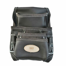 Advanced Leather Belt-Type Tool Pocket Electrician Carpenter Tools & Nail Pouch