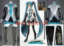 Vocaloid 2 Hatsune Miku Cosplay Costume Custom