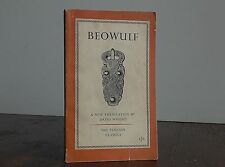 "Vintage Penguin Classic #L70 ""Beowulf"" trans. by David Wright FIRST"