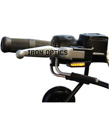 """IRON OPTICS"" LED Blinker black Lenkerarmaturen Harley Davidson Breakout 2013-"