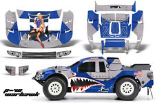 AMR Proline Ford Raptor w/Flo-Tek 4X4 Truck Slash RC Graphic Decal Kit 1/10 WHWK