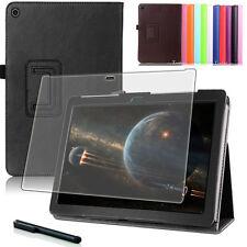 Panzerglas Folie+ Tasche f. ASUS ZenPad 10 Z300C CL CG Tablet Etui Cover-2