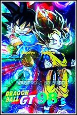 DRAGON BALL Z GT 1998 FIGHTING WARRIORS SON GOTEN & RARE FOIL HOLOGRAPHIC MINT