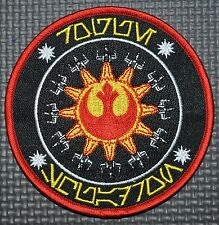 """Star Wars"" X-wing Rogue Squadron 4"" ""Black Series"" Patch Rogue One Rogue Leader"