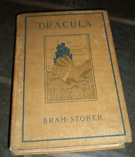 Dracula – Bram Stoker (First American Edition, 1899)