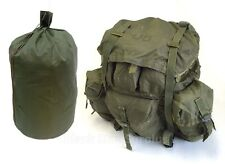 US Army OD Large ALICE LC-1, Combat Field Pack with Liner