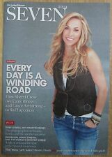 Sheryl Crow – Seven magazine – 12 January 2014