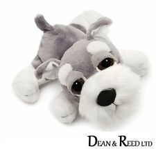 Lil/Li'l Peepers Medium 22.9cm Christof Schnauzer-Soft Toy by Suki(Plush/Beanie)