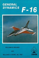 AERO SERIES 26 GENERAL DYNAMICS F-16 FIGHTING FALCON USAF NATO ANG COLOR DETAILS
