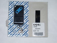 FAAC TM 433 DS, 2 button dipswitch remote / fob FREE UK POST, NEW, 7873892