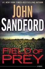 Field of Prey Lucas Davenport Prey Series #24 by John Sandford (2014, Hardcover)