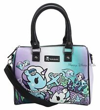 Loungefly Tokidoki Mermicorno Marina Pebble Barrel Bag Shoulder Hand Bag Purse