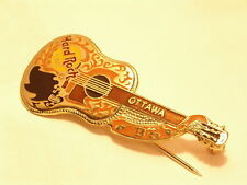 Ottawa gold dead Rocker Buddy Holly styled acoustic Guitar Collectors HR B17-185