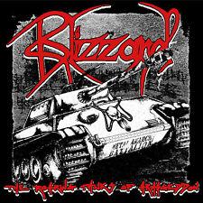 Blizzard - The Roaring Tanks of Armageddon Patch -VENOM MOTÖRHEAD-