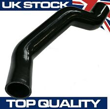 Alfa Romeo GT 147 156 1.9 JTD 16v 8v Lower Turbo Silicone Hose Black