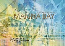 DP ARCHITECTS ON MARINA BAY - NEW HARDCOVER BOOK