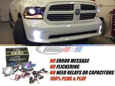 Headlights & Fog lights  Xenon HID Conversion Kit For 2013 up Dodge Ram 1500