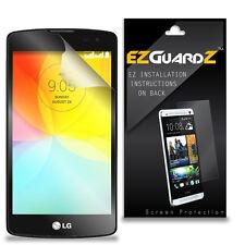 4X EZguardz LCD Screen Protector Skin Cover Shield HD 4X For LG G2 Lite (Clear)