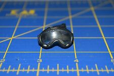 "1:6 scale Clear Black & Gray Goggles Eyewear for 12"" Action Figures C-201"