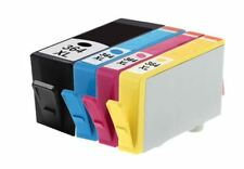 4 Compatible HP 364XL Multipack High Capacity Printer Ink Cartridges