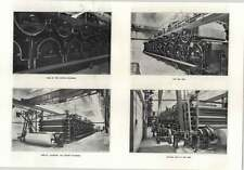 1915 134 Inch Papermaking Machine At The Daily Telegraph Mills Dartford 2