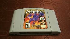 Ogre Battle 64: Person of Lordly Caliber (Nintendo 64 N64) Tested, Cleaned