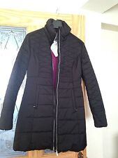 "Brand new Women coat with ""THERMORE"" insulation Size S in black, brand Audimas"