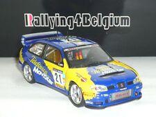1/43 IXO Seat Cordoba WRC #21 Rally Catalunya 2001 Canellas RAM011