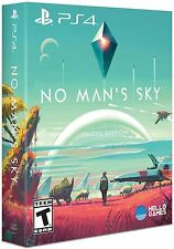 No Man's Sky Limited Edition - PlayStation 4