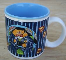 Cat Kitten Catillac Nancy Carlson Coffee Mug Cup Midwest Cannon Falls Vintage