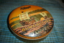 Vintage RILEY'S RUM & BUTTER flavoured TOFFEE Tin