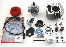 Honda CRF110 2013-2016 Big Bore Kit 132cc VM26 Mikuni carb Kit Big Valve Kit !!