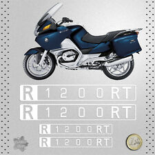 STICKER BMW MOTO R 1200 RT 07 PEGATINA VINYL DECAL AUTOCOLLANT AUFKLEBER ADESIVi