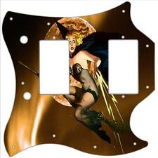 SG Standard Pickguard Custom Gibson Graphical Guitar Pick Guard Witchcraft Moon