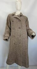 BURBERRY Trench Coat Giubbino Giacca Jacket Cappotto Tg 12 LONG Woman Donna G4