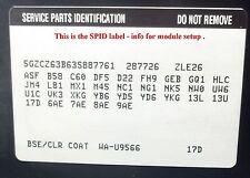 02 03 Saturn Vue 3.0L BCM Body Control Module 22706884 VIN Programmed !