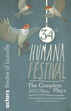 Humana Festival 2010: The Complete Plays-ExLibrary
