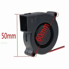 DC 24V 5015 Brushless Blower Fan 50x50x15mm 50mm Cooling PLA RepRap 3D Printer