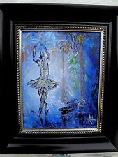 ORIGINAL DIRECT FROM THE ARTIST( BELLA ROSA),CERTIFICATE OF AUTHENTICITY