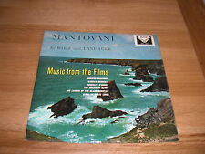 Mantovani-music from the films.lp rawicz and landauer